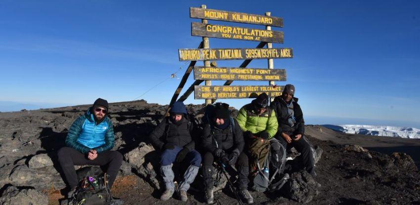 Alla conquista del kilimangiaro